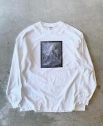 """GAMBLING"" relative frequency Tee【WHT】"