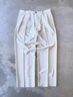 """TOMMY BAHAMA"" Silk Wide Trousers"