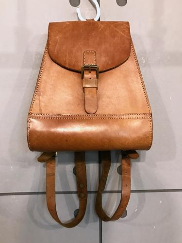 Old Leather RuckSack