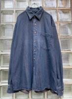 OVERSIZED SHIRT BLUEJEAN