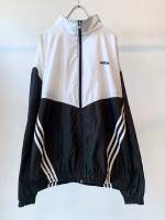 old Bicolor Nylon Track Jacket