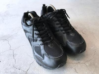 Leather Dad Sneakers