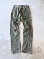 """Levi's"" 501 Crash Denim Pants"