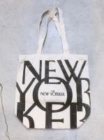 """THE NEW YORKER"" Design Tote Back"