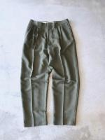 Luxe Wide Slacks Pants