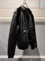 COMFORT PU LEATHER RIDERS JACKET