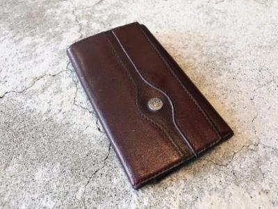 "Old Leather Key Case ""BMW"""