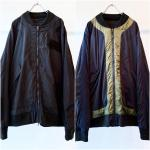 Urbanized jacket reversible