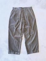 90s Widewhorl Cord Trousers