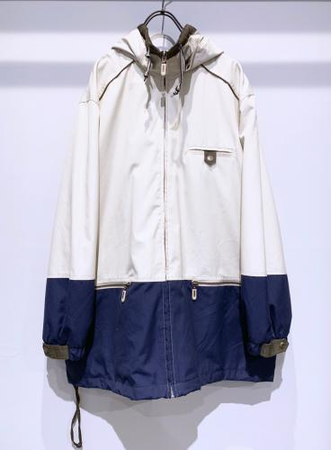90s Design Hooded Jacket