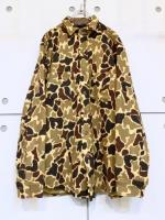 Camouflage Wool Shirt