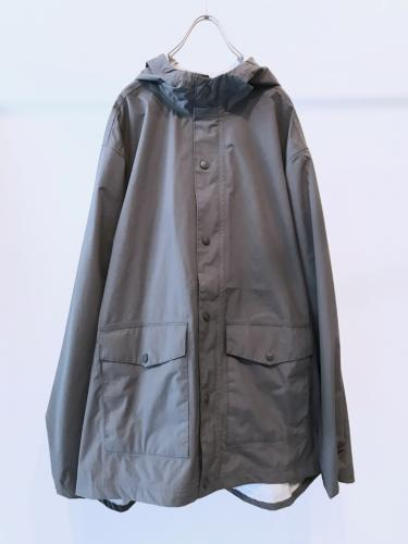 """Woolrich"" Crude Nylon Hooded JKT"
