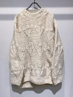 vintage Handmade Knit Sweater