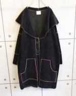 Design Fleece Coat
