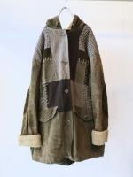 Old Prodigy Design Hooded Coat
