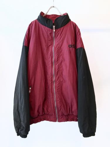 """adidas"" Nylon Batting JKT"