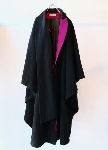 Old Design Wool Cape