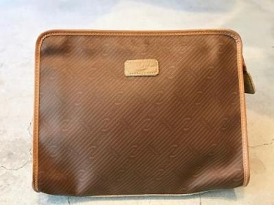 "Old ""Pierre Cardin"" Leather Clutch BAG"