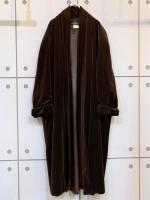 Old Velour Gown Coat