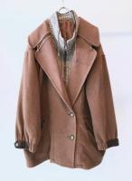 Old Design Wool Coat