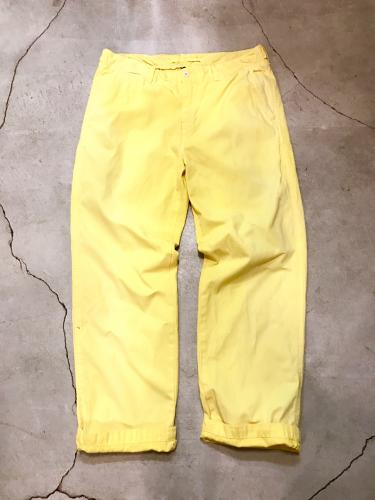 """Ralph Lauren"" Color Wide Pants"